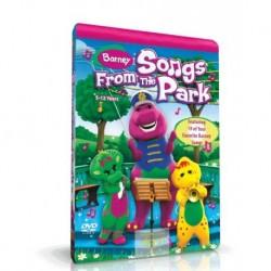 آموزش زبان کودک-ترانه های پارک بارنی Barney Songs from the Park
