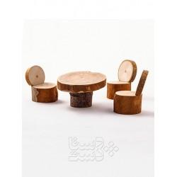 اسباب بازی-میز صندلی بسازیم