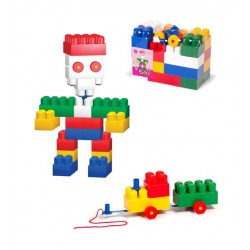 اسباب بازی-آجره 25 قطعه