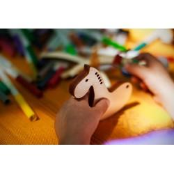 اسباب بازی-اسب بسازیم