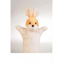 اسباب بازی-عروسک نمایشی خرگوش