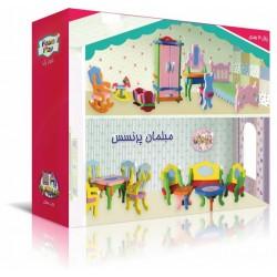 اسباب بازی-مبلمان شاهزاده