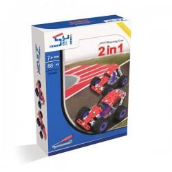 اسباب بازی-سازه فلزی 6 طرح ماشین مسابقه