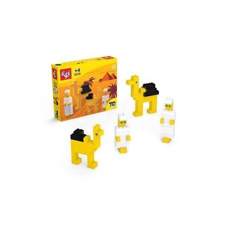 اسباب بازی-لگو 70 قطعه بیابان شتر