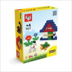 اسباب بازی-لگو 250 قطعه