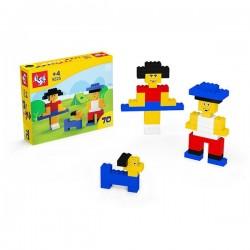اسباب بازی-لگو 70 قطعه