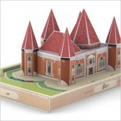 اسباب بازی-قصر کاردستی بیبلو