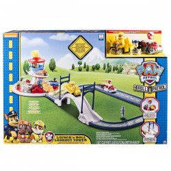 اسباب بازی-پیست بازی برج مراقبت پاوپاترول