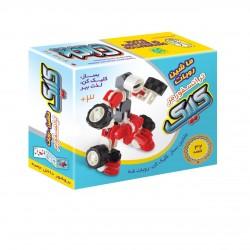 اسباب بازی-ماشین روبات