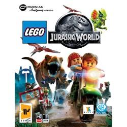 نرم افزار و سی دی-بازی لگو دنیای ژوراسیک