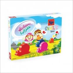 اسباب بازی-مسابقه حلزون ها