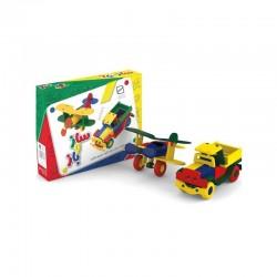 اسباب بازی-ساز و باز ماشین و هواپیما