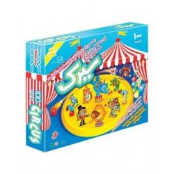 اسباب بازی-چرخ دنده سیرک