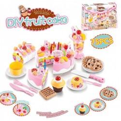اسباب بازی-ست کیک تولد