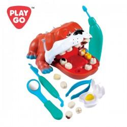 اسباب بازی-ست دادنپزشکی سگ playgo