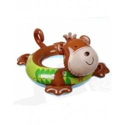 اسباب بازی-حلقه شنا میمون intex