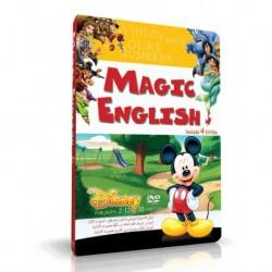 آموزش زبان کودک-مجیک انگلیش MAGIC ENGLISH