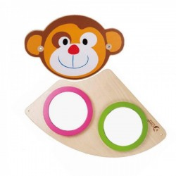 اسباب بازی-ست چوبی میمون classical world