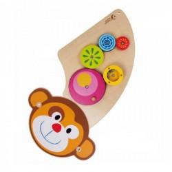 اسباب بازی-ست چوبی میمون 2 classical world