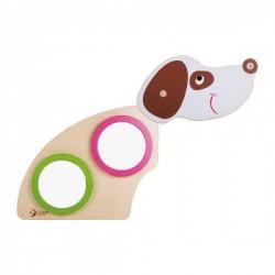 اسباب بازی-ست چوبی سگ classical world