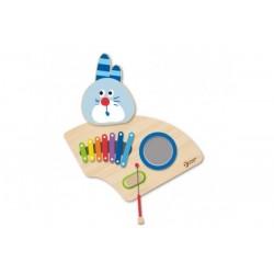 اسباب بازی-ست چوبی خرگوش classical world