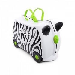 اسباب بازی-چمدان ترانکی گورخر