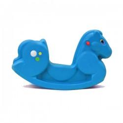 اسباب بازی-الاکلنگ پونی رنگ آبی