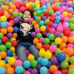 اسباب بازی-توپ رنگی استخر توپ کودک