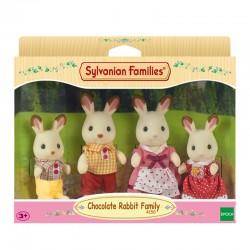 اسباب بازی-خانواده خرگوش sylvanian families