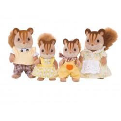 اسباب بازی-خانواده سنجاب sylvanian families