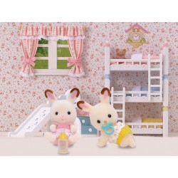 اسباب بازی-بچه خرگوش دوقلو sylvanian families