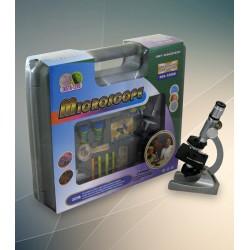 اسباب بازی-میکروسکوپ 1200 کیفی مانیتور دار