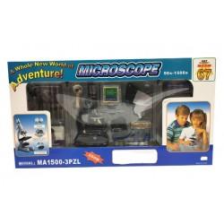اسباب بازی-میکروسکوپ 1500 مانیتور دار