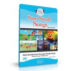 آموزش زبان کودک-شعرهای ساده انگلیسی SUPER SIMPLE SONGS
