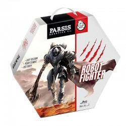 اسباب بازی-پک ربات جنگجو