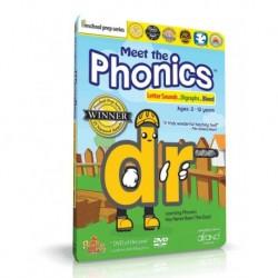 آموزش زبان به کودک-آموزش ترکیب های بی صدا به کودکان MEET THE PHONICS