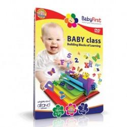 آموزش زبان کودک-کلاس کودک (BABY CLASS (BABY FIRST