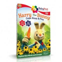 آموزش زبان کودک-هری خرگوشه (HARRY THE BUNNY (BABY FIRST