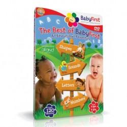 آموزش زبان کودک-بهترین های کودک اول (THE BEST OF BABY FIRST (BABY FIRST