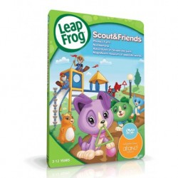 آموزش زبان کودک-اسکات و دوستان (لیپ فراگ) LEAPFROG - SCOUT & FRIENDS