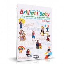 آموزش زبان کودک-کودک درخشان BRILLIANT BABY