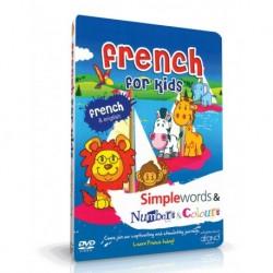 آموزش زبان کودک-فرانسوی برای کودکان FRENCH FOR KIDS