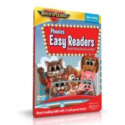 آموزش زبان کودک-آموزش خواندن به همراه داستان (PHONICS EASY READERS (ROCK N LEARN