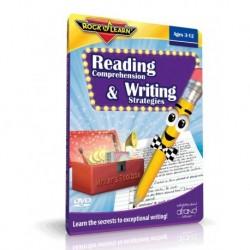 آموزش زبان کودک- آموزش خواندن و نوشتن به کودکان (Reading Comprehension & Writing Strategies (Rock N Learn