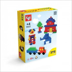 اسباب بازی-لگو بازی تا (375 قطعه)