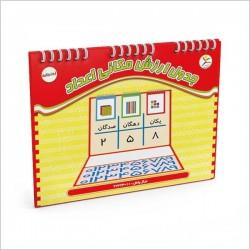 اسباب بازی-جدول ارزش مکانی اعداد