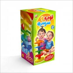 اسباب بازی-توپ و سرسره