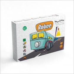 اسباب بازی-بسته روباتیک روبی (S102)