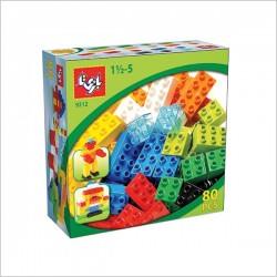 اسباب بازی-لگو 80 قطعه