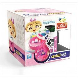 اسباب بازی-خانه شادی